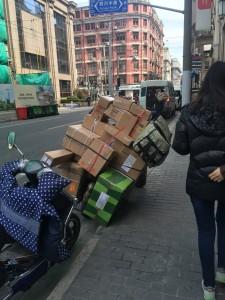 Čínská pošta :-)