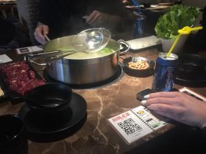 Čínská polívka